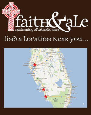 Faith & Ale: A Gathering of Catholic Men