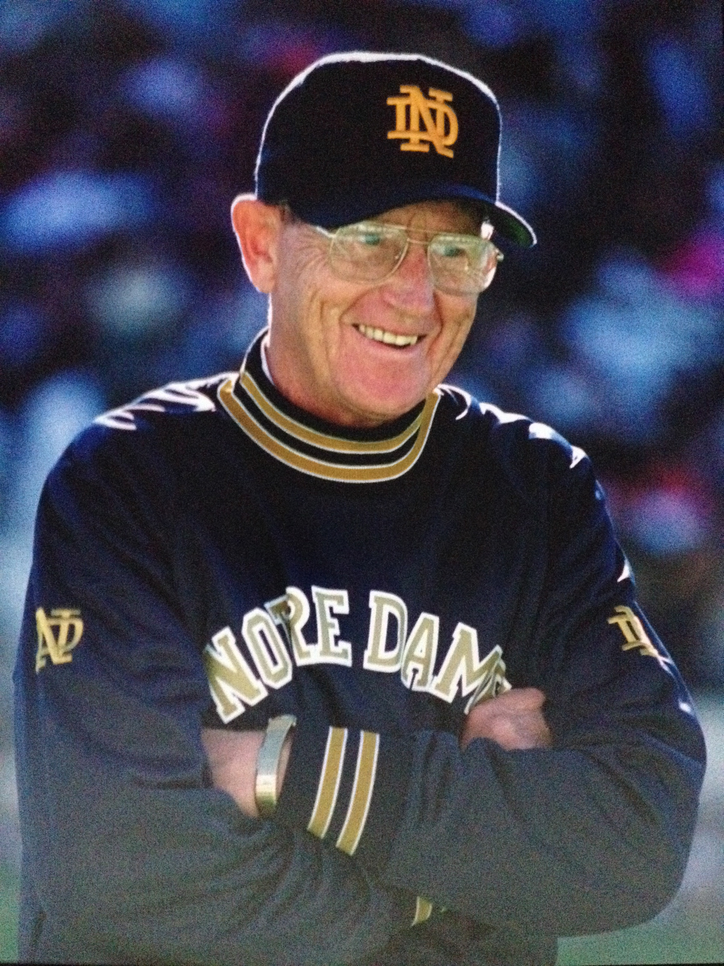 Lou Holtz – February 21, 2019 (Father/Son/Grandson Night)
